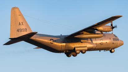 AX4998 - USA - Navy Lockheed C-130T Hercules