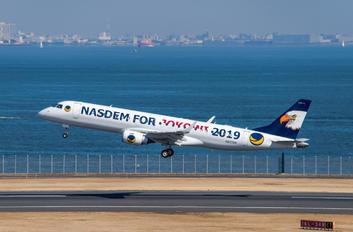 N227GV - Premiair Embraer ERJ-190-100 Lineage 1000