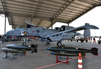80-0262 - USA - Air Force Fairchild A-10 Thunderbolt II (all models)