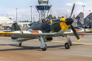 HC-465 - Private Hawker Hurricane Mk.IIa aircraft