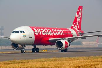 VT-DEL - AirAsia (India) Airbus A320