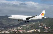 EC-LEA - Iberia Airbus A320 aircraft