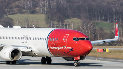 LN-NIC - Norwegian Air Shuttle Boeing 737-800