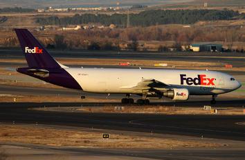 N724FD - FedEx Federal Express Airbus A300F
