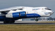 4K-AZ101 - Silk Way Airlines Ilyushin Il-76 (all models) aircraft