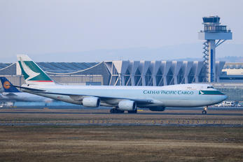 B-LJI - Cathay Pacific Cargo Boeing 747-8F