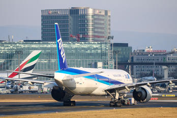 JA782A - ANA - All Nippon Airways Boeing 777-300ER