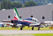 "MM54477 - Italy - Air Force ""Frecce Tricolori"" Aermacchi MB-339-A/PAN aircraft"