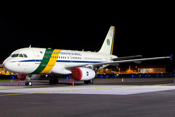 FAB2101 - Brazil - Government Airbus A319 CJ