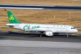 B-6646 - Spring Airlines Airbus A320