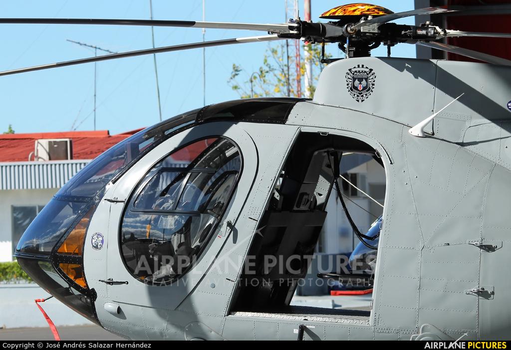 Costa Rica - Ministry of Public Security MSP022 aircraft at San Jose - Juan Santamaría Intl