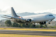 N853AT - Titan Airways Boeing 737-400 aircraft