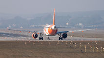 HB-JYJ - easyJet Switzerland Airbus A319 aircraft