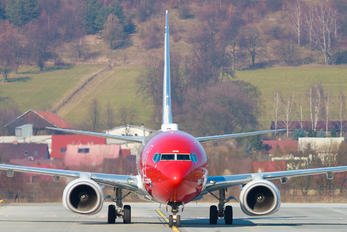 LN-NGB - Norwegian Air Shuttle Boeing 737-800