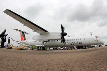 RP-C5906 - Airphil Express de Havilland Canada DHC-8-300Q Dash 8