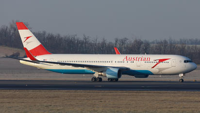 OE-LAW - Austrian Airlines/Arrows/Tyrolean Boeing 767-300ER