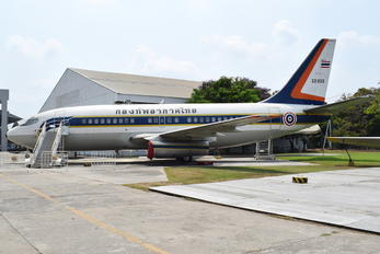 22-222 - Thailand - Air Force Boeing 737-200