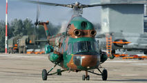 2647 - Poland - Air Force Mil Mi-2 aircraft