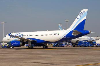 VT-IFG - IndiGo Airbus A320