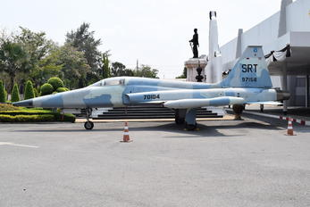 70104 - Thailand - Air Force Northrop RF-5A Freedom Fighter