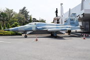 70104 - Thailand - Air Force Northrop RF-5A Freedom Fighter aircraft