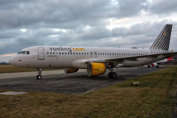 D-ABFG - Vueling Airlines Airbus A320