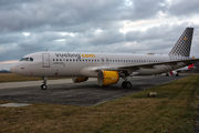 D-ABFG - Vueling Airlines Airbus A320 aircraft