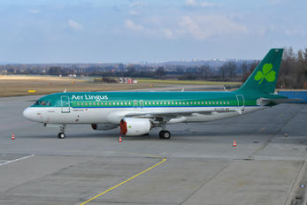 EI-GAM - Aer Lingus Airbus A320