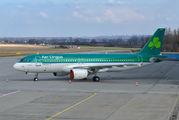 EI-GAM - Aer Lingus Airbus A320 aircraft