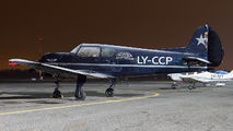 LY-CCP - Private Yakovlev Yak-18T aircraft