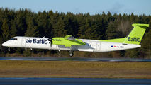 YL-BBV - Air Baltic de Havilland Canada DHC-8-400Q / Bombardier Q400 aircraft