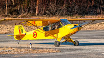 LN-KCU - Private Piper PA-18 Super Cub aircraft