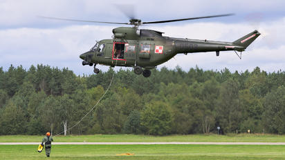 0502 - Poland - Air Force PZL W-3 Sokol