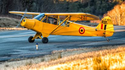LN-KCU - Private Piper PA-18 Super Cub
