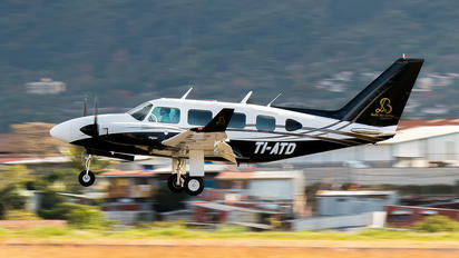 TI-ATD - Private Piper PA-31 Navajo (all models)
