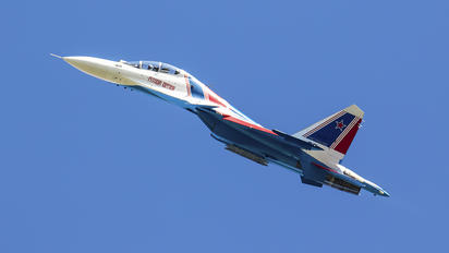 "RF-81722 - Russia - Air Force ""Russian Knights"" Sukhoi Su-30SM"