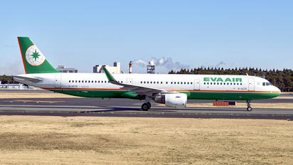 B-16216 - Eva Air Airbus A321