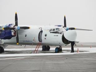 UR-CQE - Vulkan Air Antonov An-26 (all models)
