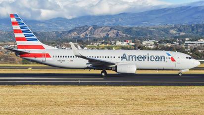 N850NN - American Airlines Boeing 737-800