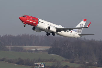 EI-GBI - Norwegian Air International Boeing 737-800
