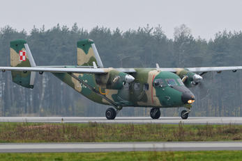 0216 - Poland - Air Force PZL M-28 Bryza