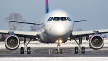HA-LXE - Wizz Air Airbus A321 aircraft