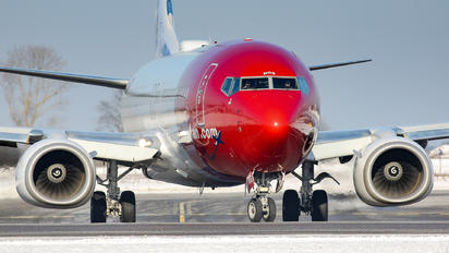 LN-NGS - Norwegian Air Shuttle Boeing 737-800