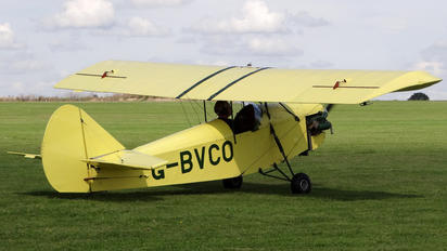 G-BVCO - Private Clutton FRED series 2