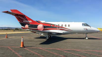 N356SR - Private Hawker Beechcraft 800