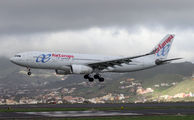 EC-MAJ - Air Europa Airbus A330-200 aircraft
