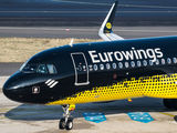 D-AIZR - Eurowings Airbus A320 aircraft