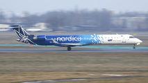 ES-ACD - Nordica Canadair CL-600 CRJ-900 aircraft