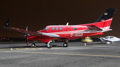 D-ISGD - Private Beechcraft C90GTi King Air