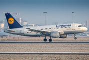 D-AILI - Lufthansa Airbus A319 aircraft